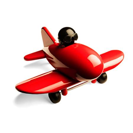Playsam-red-jetliner
